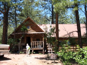 Incredible cabin my grandpa built from scratch