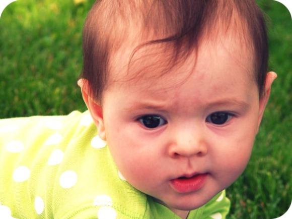jr at 7 months
