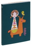 A Llama Way from Home journal from ModCloth { $15 }