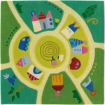 Haba play world rug { $180 }