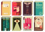 Book covers by Owen Davy
